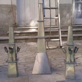 Décoration toit zinguerie 2